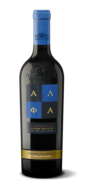Alpha Estate Xinomavro Reserve - $44.33 per bottle in case of 12