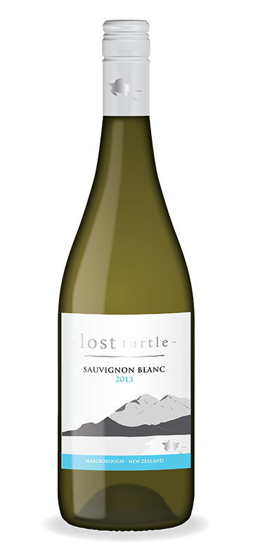 Lost Turtle Sauvignon Blanc - $20.41 per bottle in case of 12